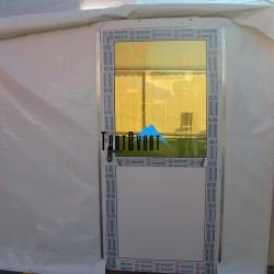Врата за шатра