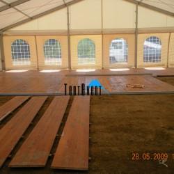 Дървена подова настилка